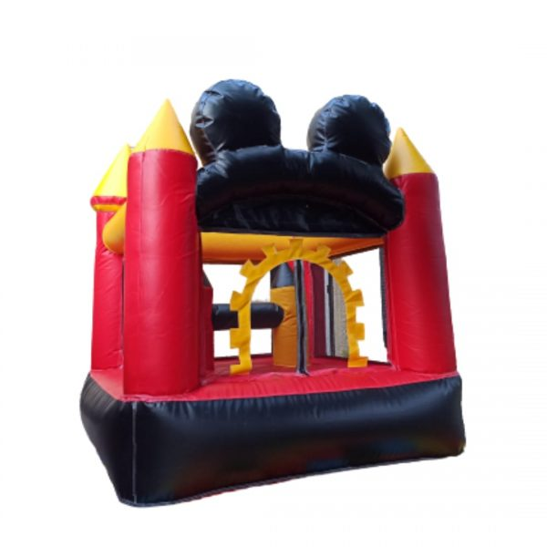 inflable en casa mickey mouse